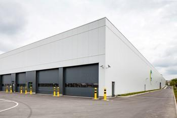 POST Luxembourg - Roost Logistics Center