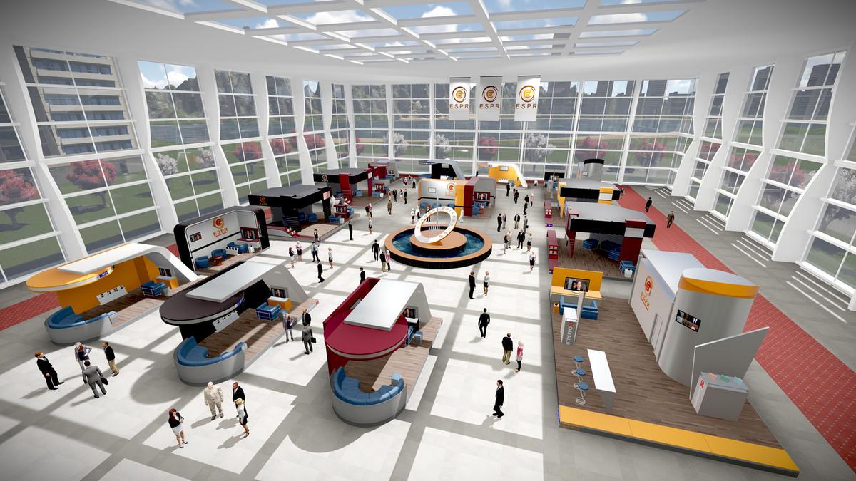 Premier salon virtuel interactif du BTP - Construction21