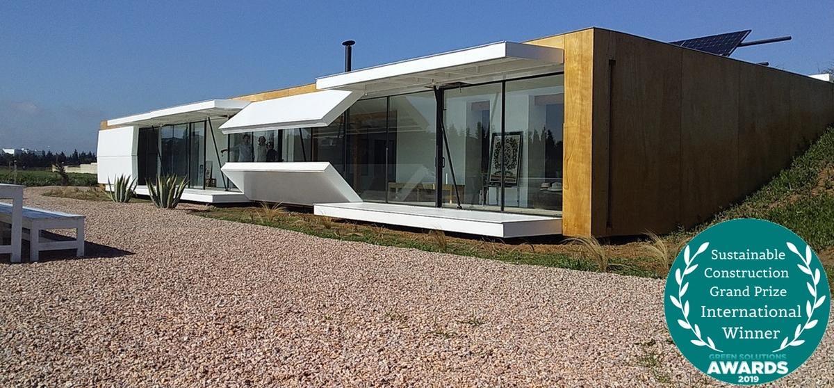 Maison B autonome