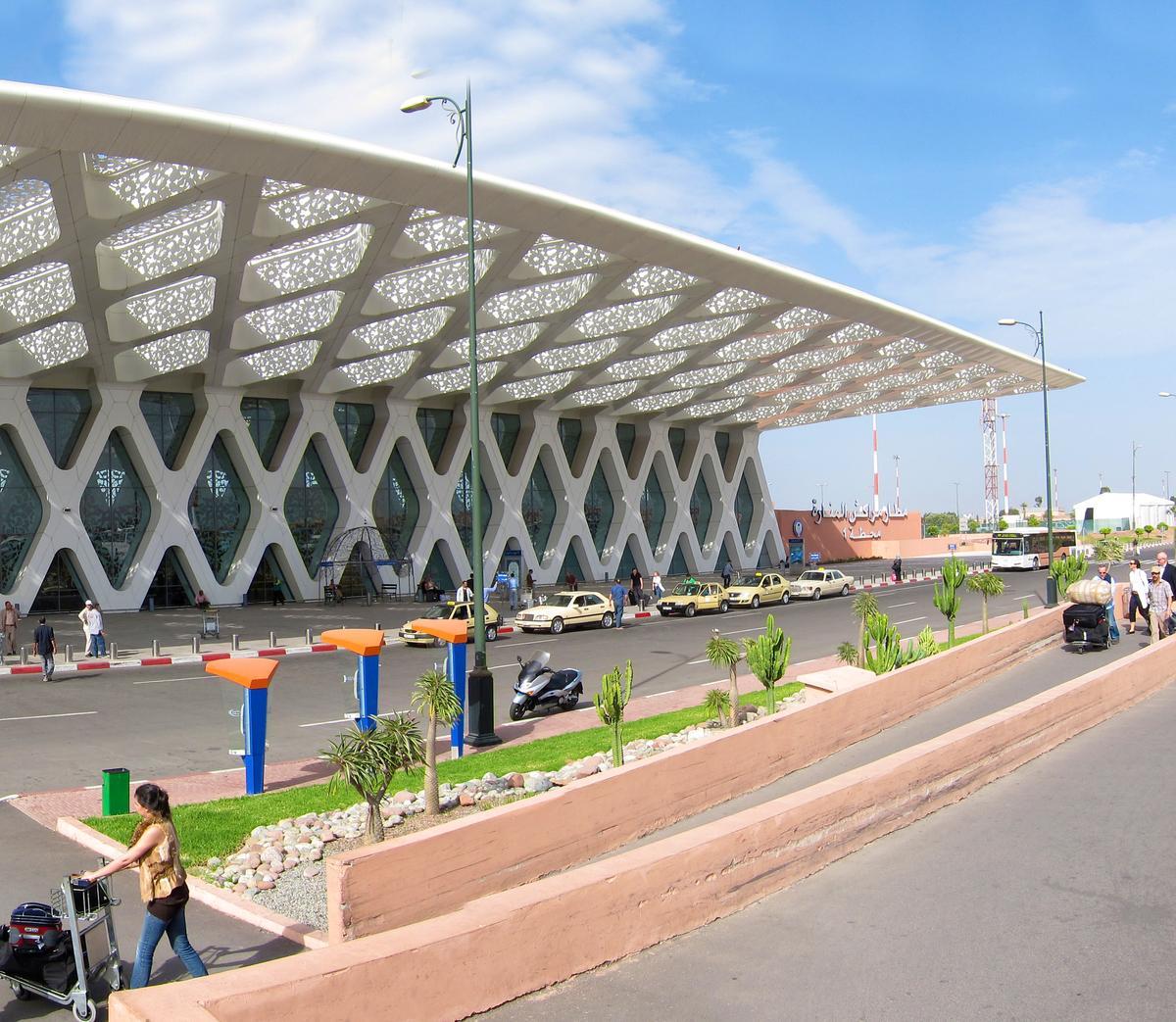 Aeroports Marrakech Menara Respecte L Environnement Construction21