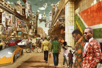 Afrofuturisme : Quels imaginaires pour les villes africaines du futur ?