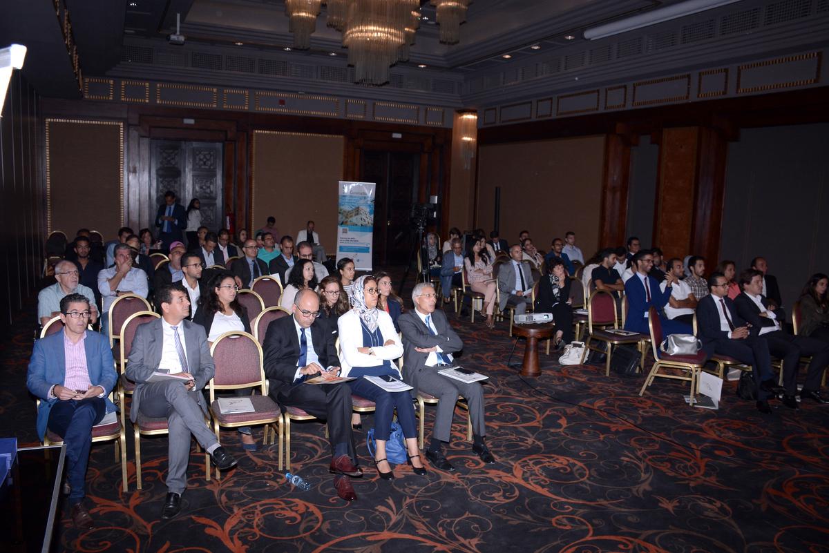 C r monie de remise des prix du concours green solutions for Prix materiaux construction maroc