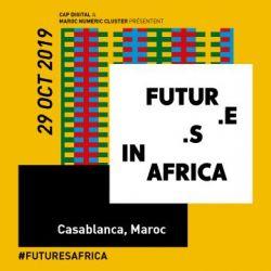 Rendez-vous le 29 octobre à Futur.e.s in Africa !