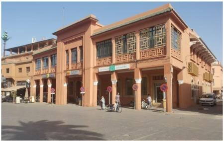 Logements de vacances Marrakech Medina - AWB