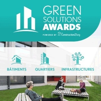 [Vidéo] Green Solutions Awards, concours de solutions pour un monde plus durable