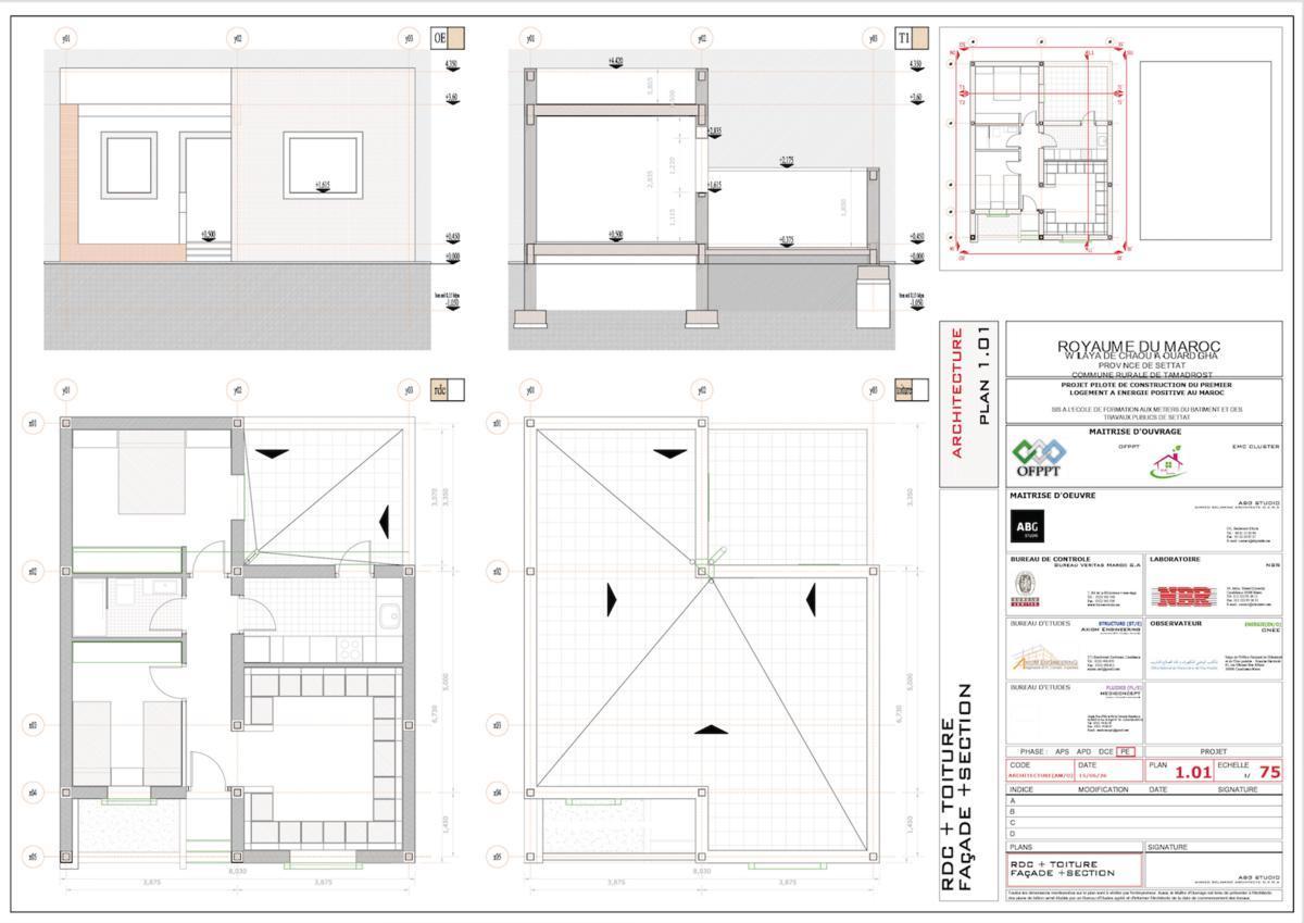 lep logement social energie positive construction21. Black Bedroom Furniture Sets. Home Design Ideas