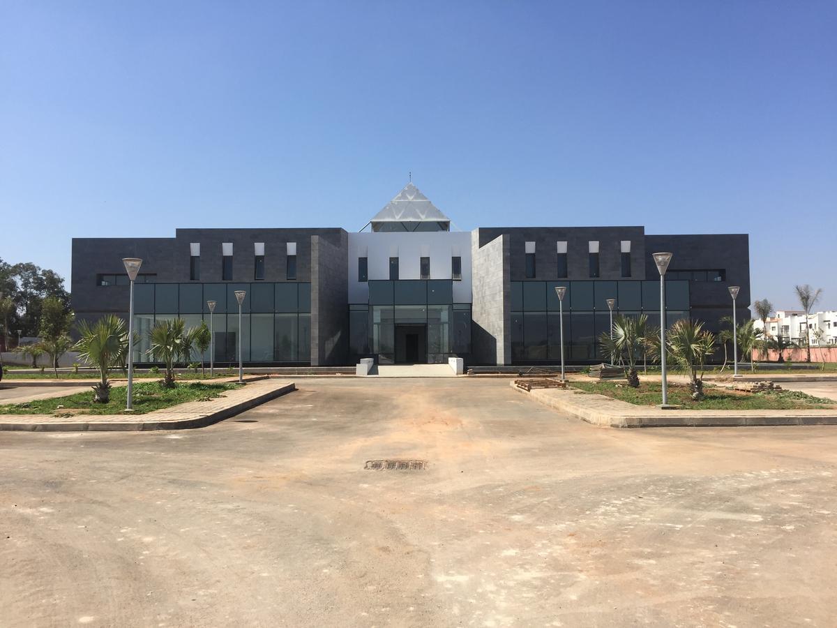 African Development Bank Bmce Construction21